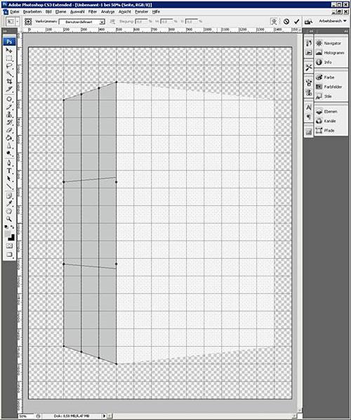 3D Box erstellen Schritt 3