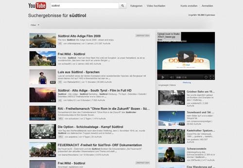 Screenshot youtube.com